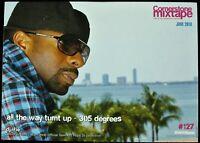 CORNERSTONE MIXTAPE #127 JUNE 2010 CD MIXED PROMO 24 TRACKS DJ IRIE