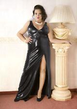 5XL Damenkleider aus Polyester in Übergröße Größe