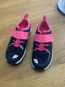 Clarks Girls Trainers 10H