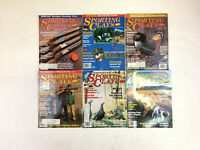 Sporting Clays 1993 Lot of 6 Magazines Shotgun Hunters Bird Hunting Loads Guns