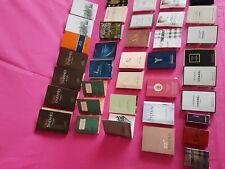 38 Miniatures parfum pour collector