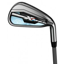 New LH 2015 Womens Callaway XR 4-AW Iron Set Ladies flex Graphite Irons 4-PW+AW