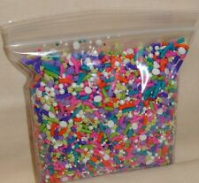 Unicorn,Fantasy Mix,Sprinkles,Edible,2oz.DecoPac,Decoration,Pastel Colors