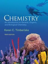 Chemistry: An Introduction by Timberlake 10th