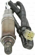 Lambda Sensor fits SUBARU IMPREZA GF8 2.0 Pre Cat 95 to 00 EJ20E Oxygen Bosch
