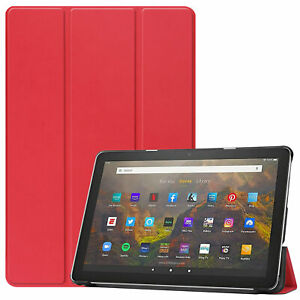 """For Amazon Kindle Fire HD8 HD10 Plus 2021 10.1"""" 11th Gen Smart Stand Case Cover"""
