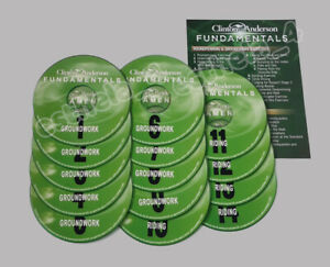 Clinton Anderson Fundamentals set with Excercise Sheet