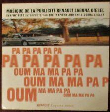 THE FRAPMEN & THE L'GOONA LEGACY - SURFIN BIRD CD FRANCE RENAULT LAGUNA DIESEL