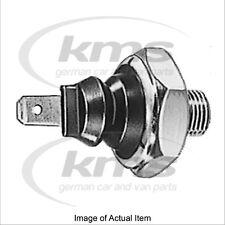 Nuevo Genuino HELLA Interruptor de Presión de Aceite 6ZL 003 259-011 Top Calidad Alemana