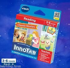 InnoTAB 2 2S 3 3S Game - Classic Stories Reading Writing Rhymes