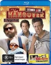 THE HANGOVER EXTENDED UNCUT (Blu-ray Region B)