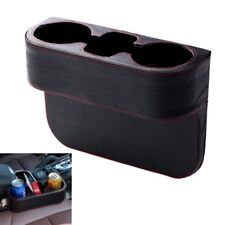 Car Cup Holder Drink Bottle Phone Stand Center Console Side Storage Organizer