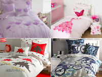 Kids Bedding Sets for Girls and Boys - Contemporary Bed Linen - High Quality