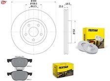 plaquette de frein arrière hyunbdai terracan HP 2,5 td 2,9 CRDI Textar disques de Frein