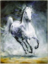 Unbranded Canvas Horse Decorative Posters & Prints