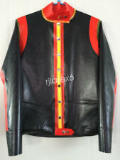 Pure Latex Gummi Rubber Colorful Top Handsome Coat Special Jacket Size XXS-XXL
