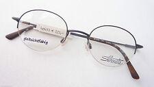 Silhouette Brillenfassungen aus Metall