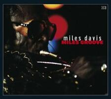 Miles' Groove von Miles Davis (2007), Digipack, Neu OVP, 3 CD Set