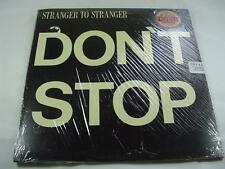 Stranger To Stranger - Don't Stop - Sealed New -