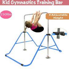 Gymnastics Horizontal Bar Kids Home Training Bar Sports Equipment Folding Home