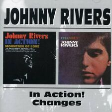 Johnny Rivers - In Action / Changes [New CD]