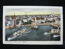 Zwischenkriegszeit (1918-39) Kolorierte-Karte Ansichtskarten aus Deutschland für Architektur/Bauwerk