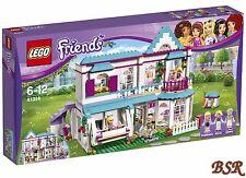 LEGO® Friends : 41314 Stephanies Haus & 0.-€ Versand & OVP & NEU !