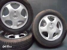 Original Opel Vectra B Llantas de Aluminio Toyo Neumáticos Verano 195 65 r15 91V