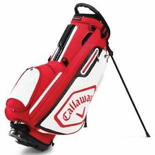 Callaway Chev Golf Stand Bag 2020 - Cardinal/White/Black