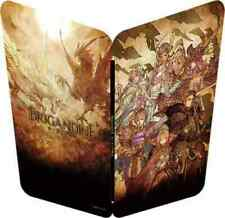 Brigandine The Legend of Runersia Steelbook case GEO limited Nintendo switch F/S