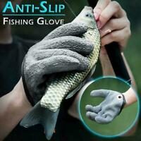 Magnetic Anti-slip Fishing Gloves With Hook Fisherman Gloves Resistant R1E1