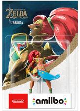 Nintendo Urbosa amiibo The Legend of Zelda Breath of the Wild NEW