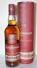 Glendronach 12y 2017 43% PX and Oloroso sherry casks  0.7L