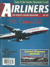 AIRLINERS 68 CANADIAN AIRLINES INTERNATIONAL_ANSETT ANA ATL 98 CARVAIR_BWI_SANDI