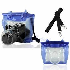 20M Waterproof DSLR SLR Camera Underwater Housing Case Pouch Dry Bag for Canon