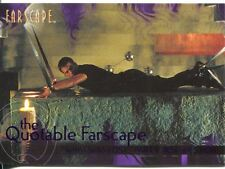 Farscape Season 4 The Quotable Farscape Chase Card Q47