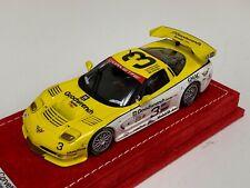1/43 Minichamps Chevrolet Corvette C5R 2000 Sebring Car #3 Alcantara base A1091