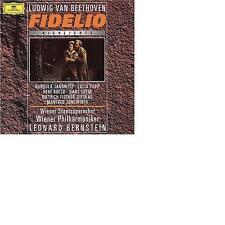 Beethoven: Fidelio (Highlights) LEONARD BERNSTEIN / Gundula Janowitz Lucia Popp