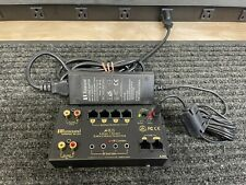 Russound A-H4 4 Zone 1 Source Audio Hub with Power Supply A-Bus