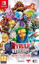 Hyrule Warriors : Definitive Edition (Interrupteur) Neuf et Scellé - Rapide