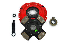 KUPP 4-PUCK STAGE 3 RACE CLUTCH KIT for INTEGRA B18 CIVIC Si DEL SOL VTEC B16