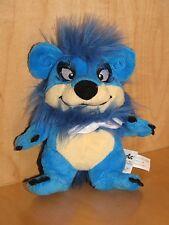 Neopets BLUE YURBLE Plush Lion Tasmanian Devil Plushie Series 5 NO Code - NEW