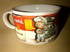 """CAMPBELL SOUP MUG  """"HARK! WHAT SOUP LIES YONDER THERE?"""""""