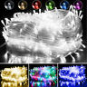Outdoor Fairy String Lights 10-500 LEDs Christmas Party Holiday Tree Festival US