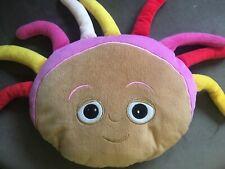 Upsy Daisy Face Plushie Cushion Toy Unusual Gift In The Night Garden 30cm Teddy