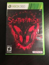 Spatterhouse Xbox 360 Video Game w/ Case