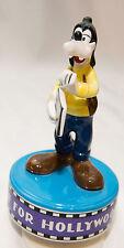 Disney Goofy Hooray for Hollywood Music Box by Schmid