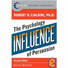 NEW Influence: The Psychology of Persuasion by Robert B. Cialdini - Paperback
