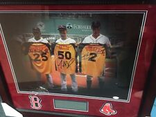 "Betts, Boegaerts & Bradley signed 16x20 ""1st All Star Game"" with JSA Witness"