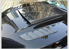 2015-2017 FORD MUSTANG RSH STYLE CARBON FIBER HOOD Side Vents Body Kit